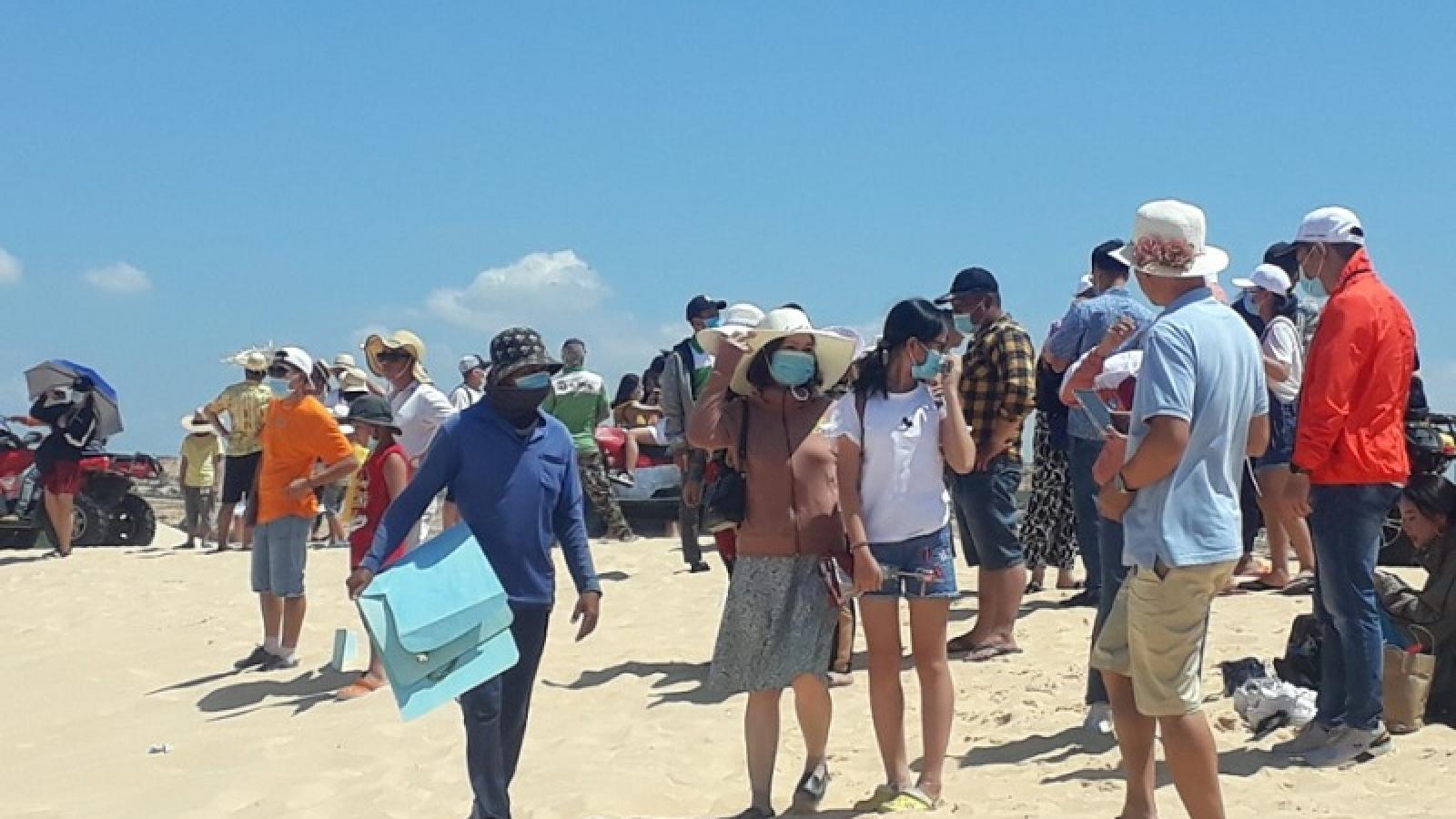 Bình Thuận cấm tổ chức tiệc cưới, liên hoan để phòng,chống dịchCOVID-19