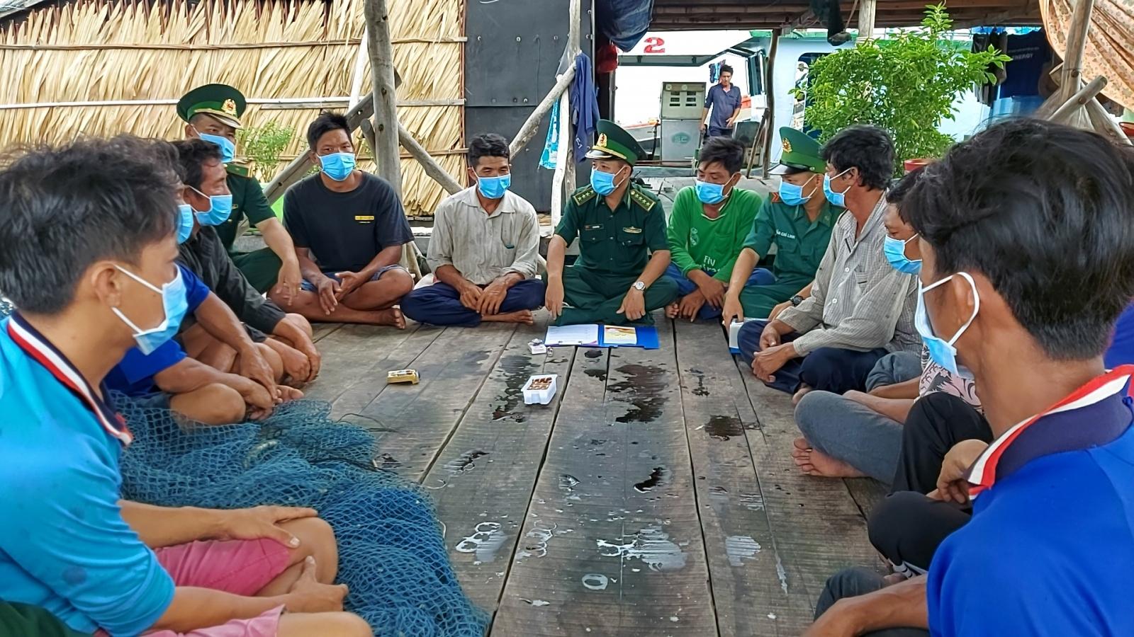 Kiên Giang: Đẩy mạnh tuyên truyền bầu cử ở các xã đảo