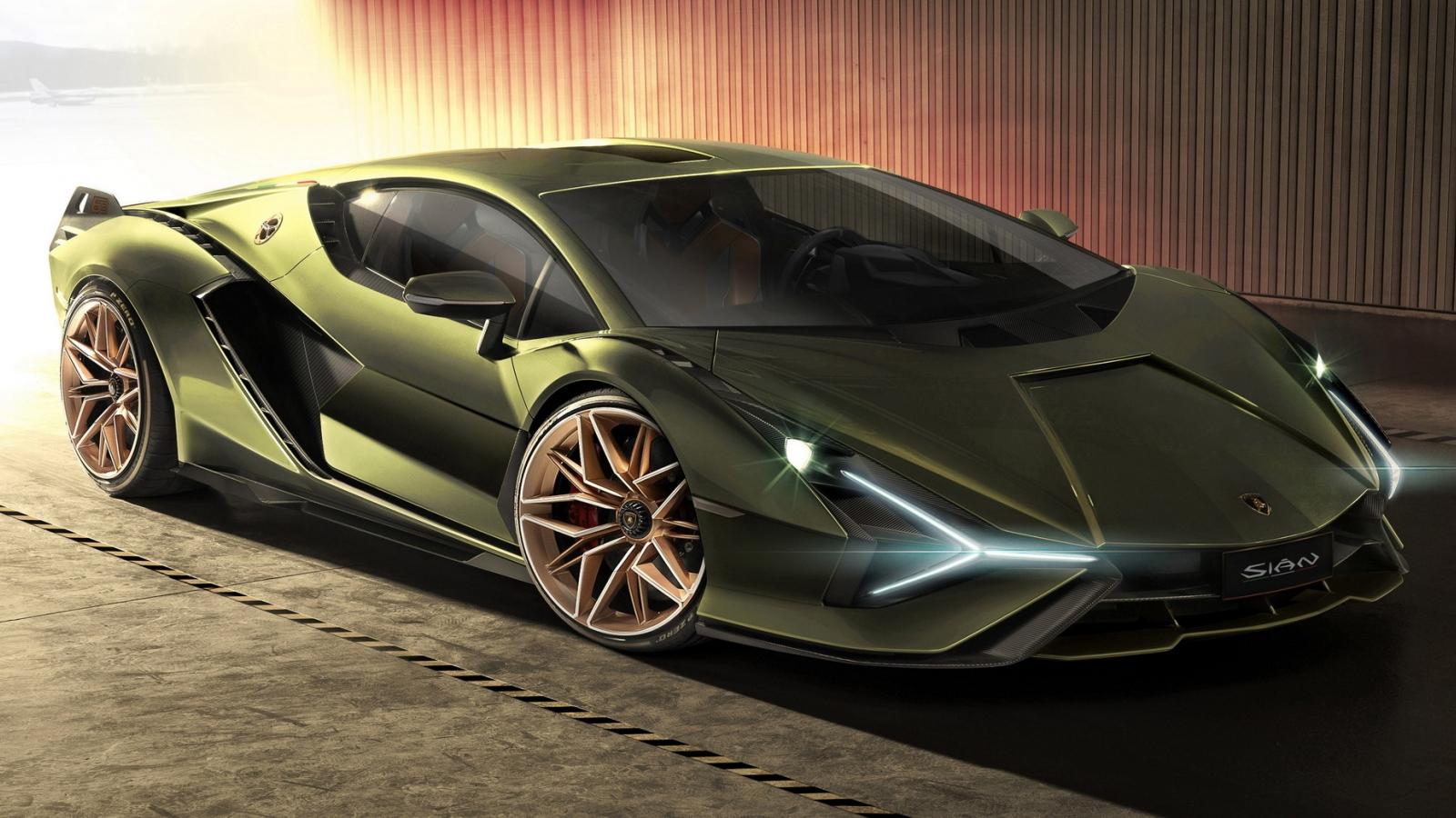 Thương hiệu Lamborghini được tập đoàn Thụy Sỹ trả giá 7,5 tỷ euro