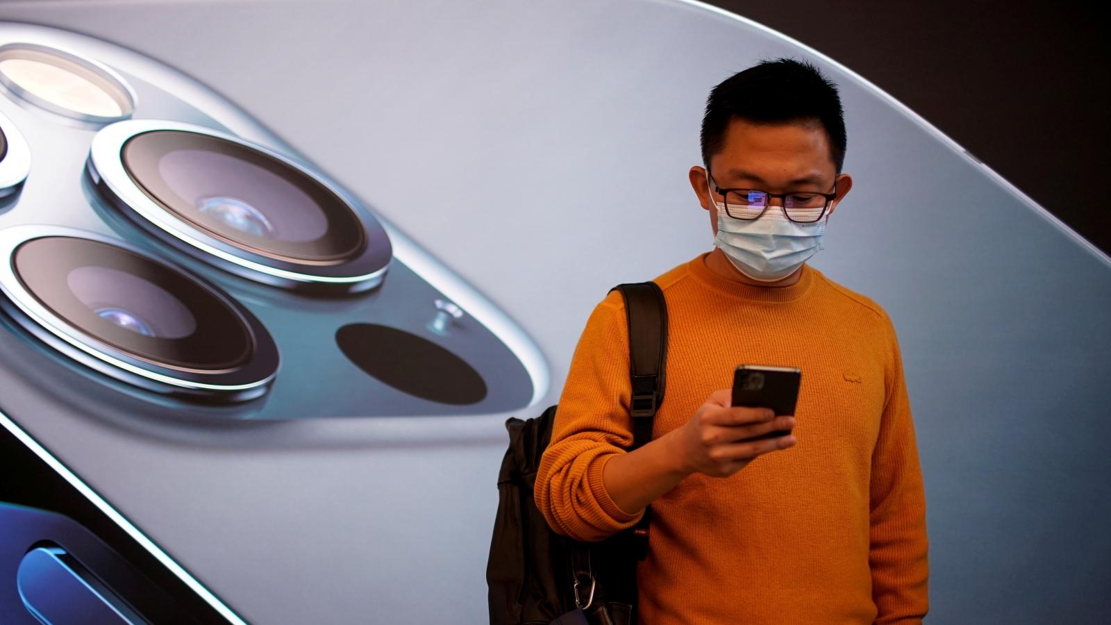 Trung Quốc xây dựng được mạng lưới 5G lớn nhất thế giới