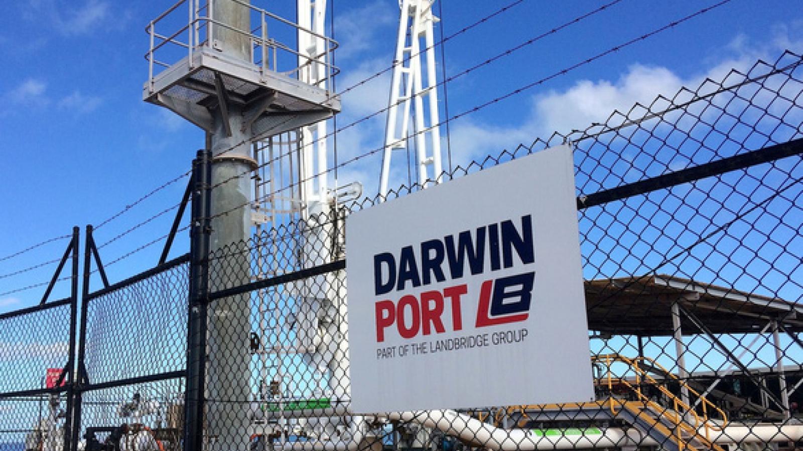 Australia khó xử với hợp đồng cho công ty Trung Quốc thuê cảng Darwin