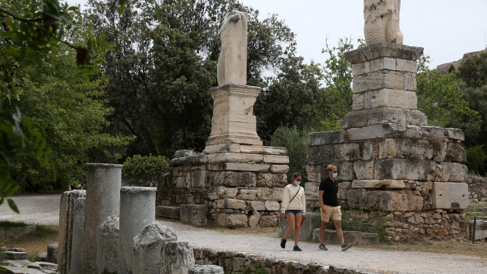 """Hy Lạp chính thức mở cửa du lịch quốc tế, du khách cảm thấy """"như được sống lại"""""""