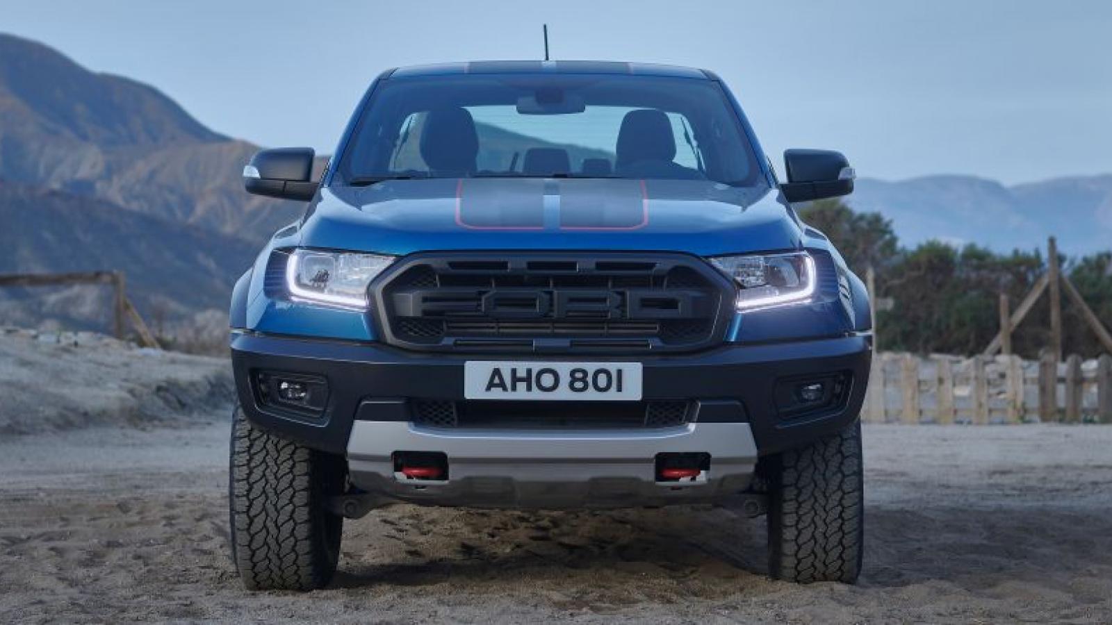 Ford Ranger Raptor thêm phiên bản giới hạn đặc biệt