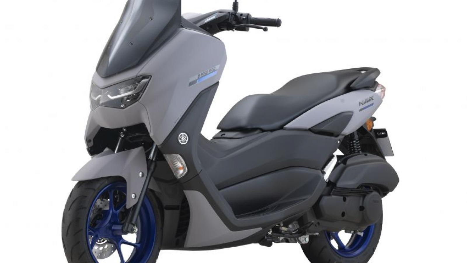 Xe tay ga Yamaha NMax 155 2021 có giá từ 50 triệu đồng