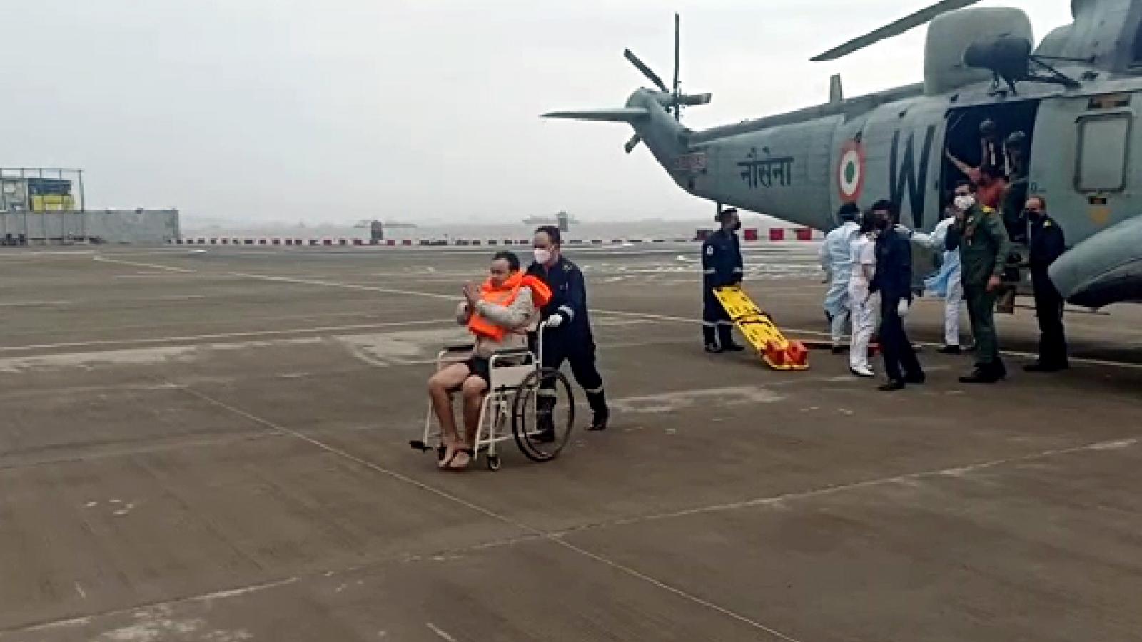 Bão Tauktae tan, Thủ tướng Ấn Độ đi thị sát khu vực bão đổ bộ