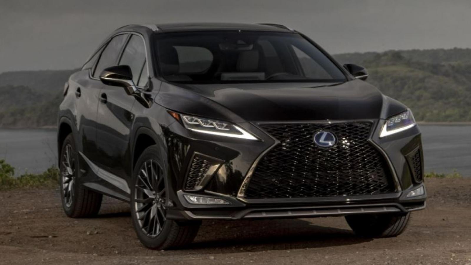 Lexus đã bán hơn 2 triệu xe điện trên toàn cầu
