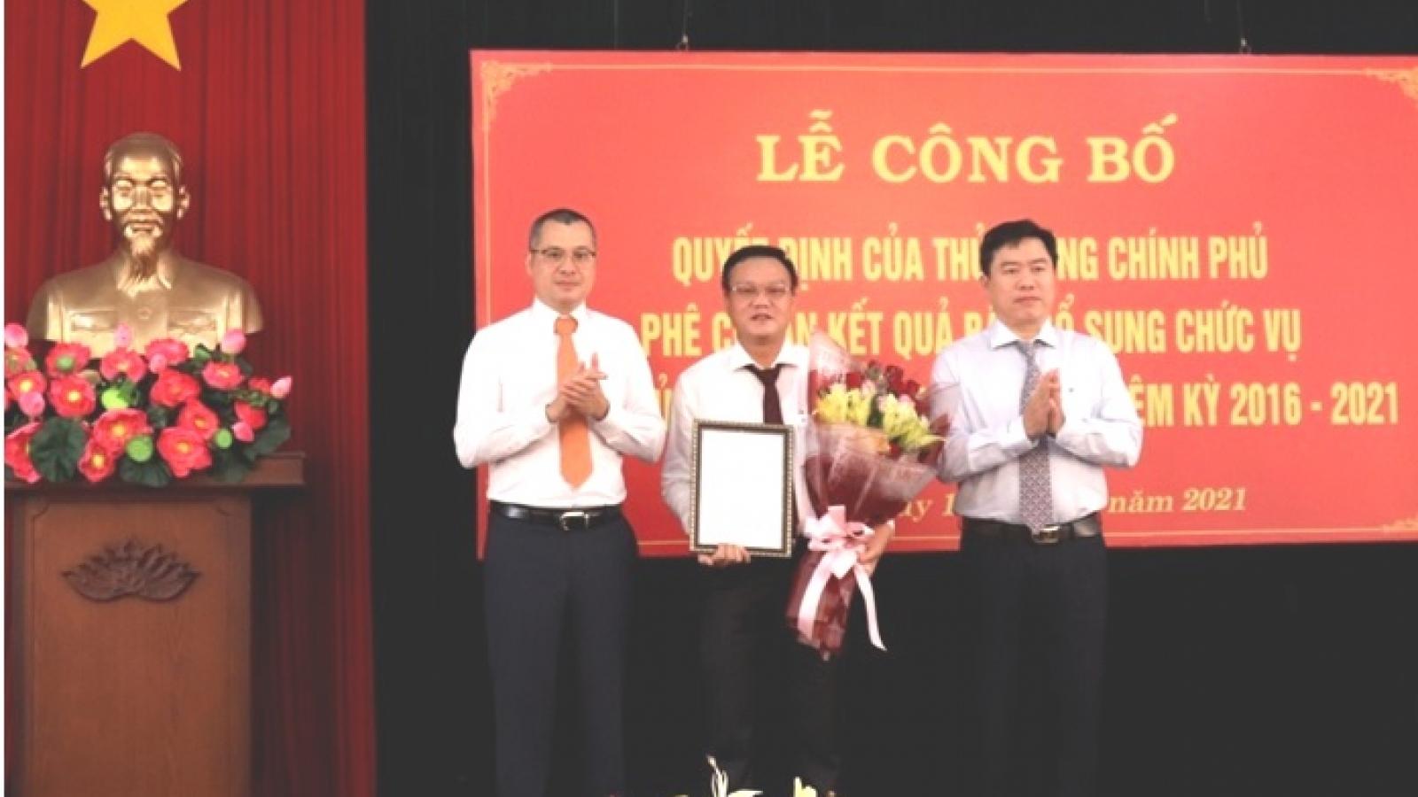 Ông Đào Mỹ làm Phó Chủ tịch UBND tỉnh Phú Yên