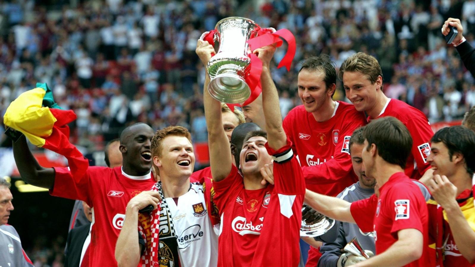Ngày này năm xưa: Liverpool giành FA Cup sau trận chung kết siêu kịch tính