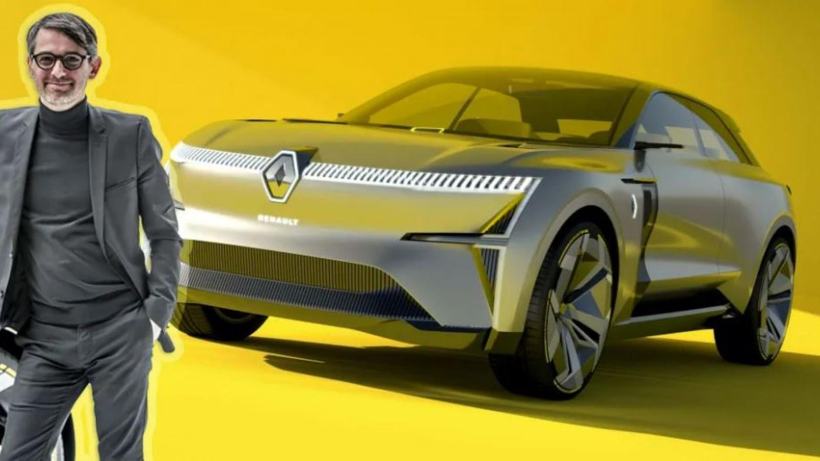 Nhà thiết kế xe concept của Renault trở thành Thiết kế trưởng của Fiat và Abarth