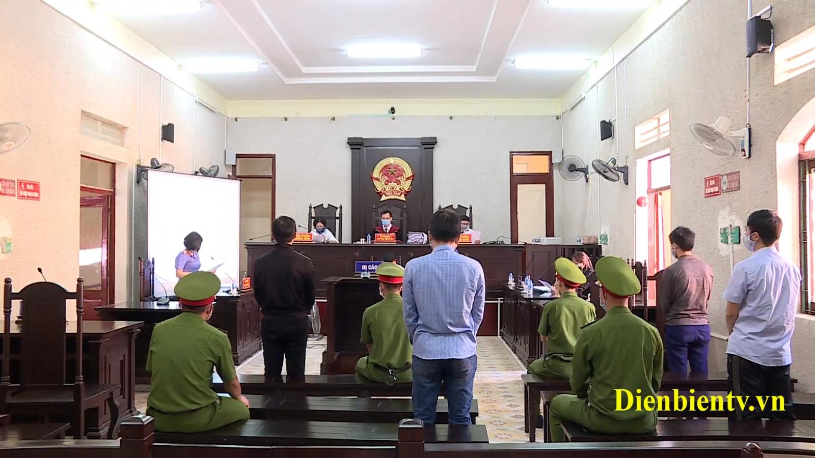 5 đối tượng nhận hơn 26 năm tù vì tội đưa người xuất cảnh trái phép