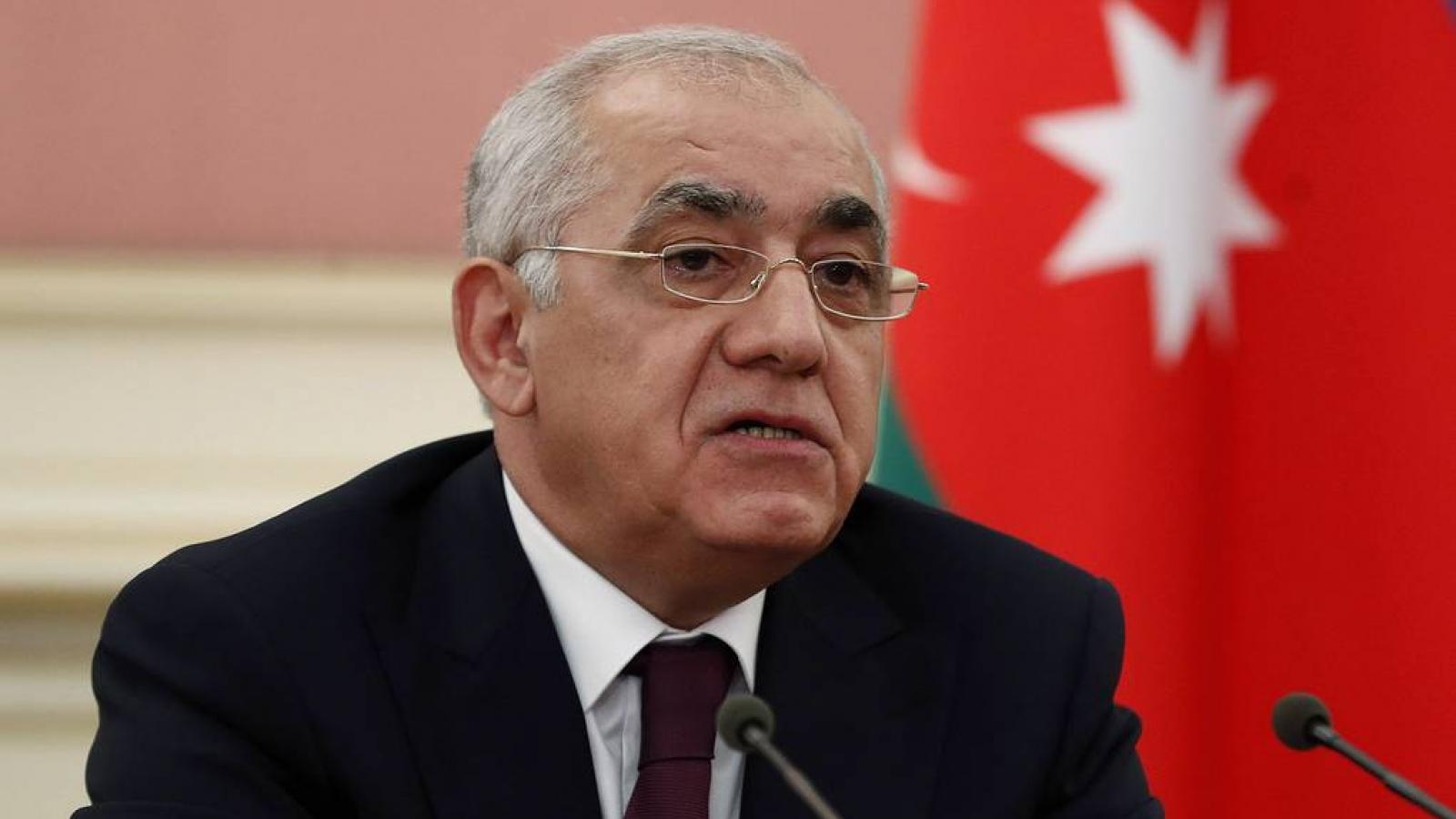 Azerbaijan ủng hộ đề xuất của Nga giải quyết vấn đề biên giới với Armenia