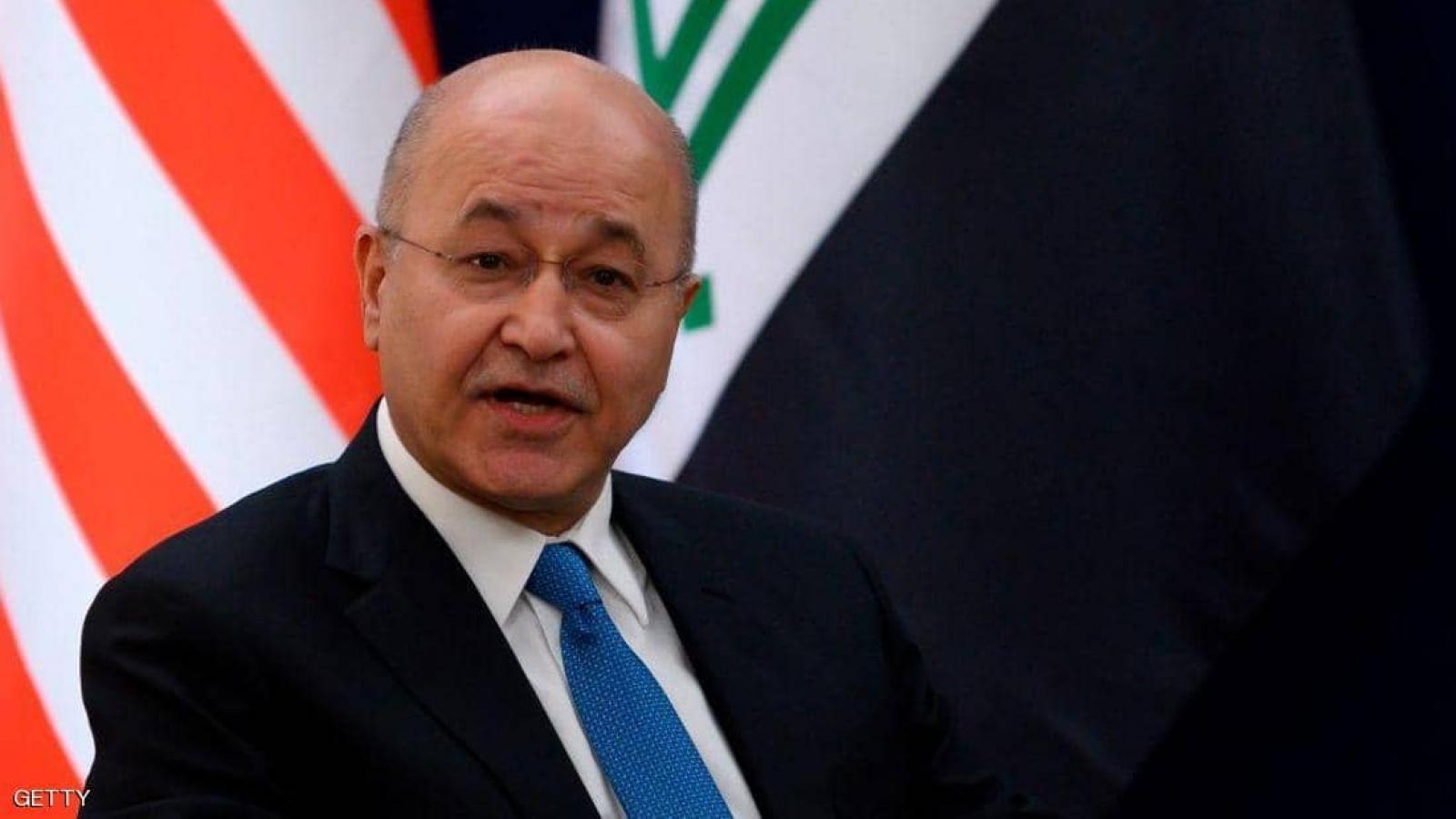 Iraq cam kết tổ chức bầu cử đúng thời hạn