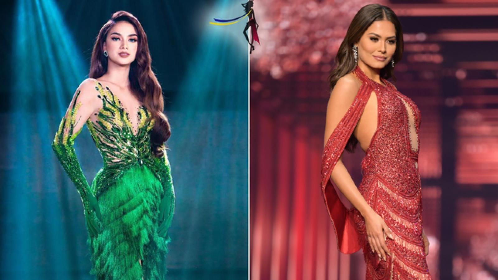 """Tân Miss Universe dính nghi án mặc đồ nhái vẫn """"ẵm"""" giải đặc biệt"""