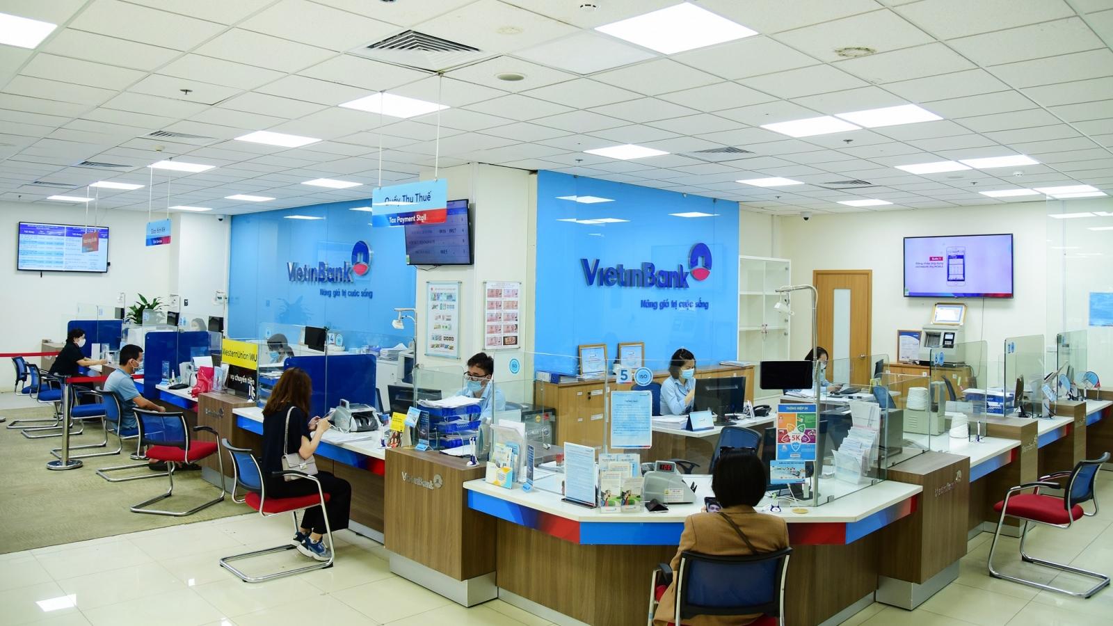 VietinBank chính thức được đầu tư bổ sung vốn nhà nước gần 7.000 tỷ đồng