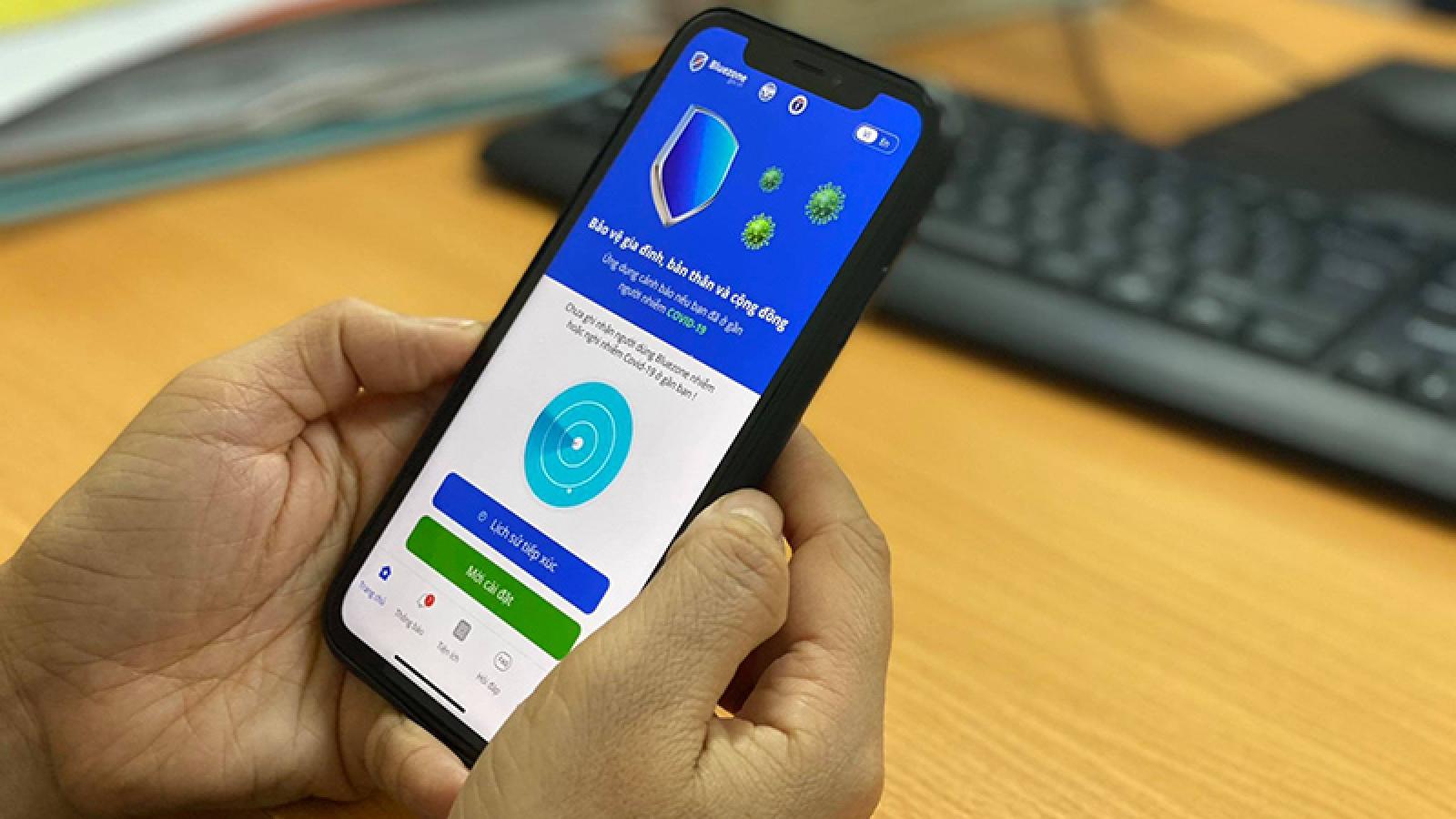 Không cài ứng dụng phòng dịch trên smartphone sẽ bị phạt