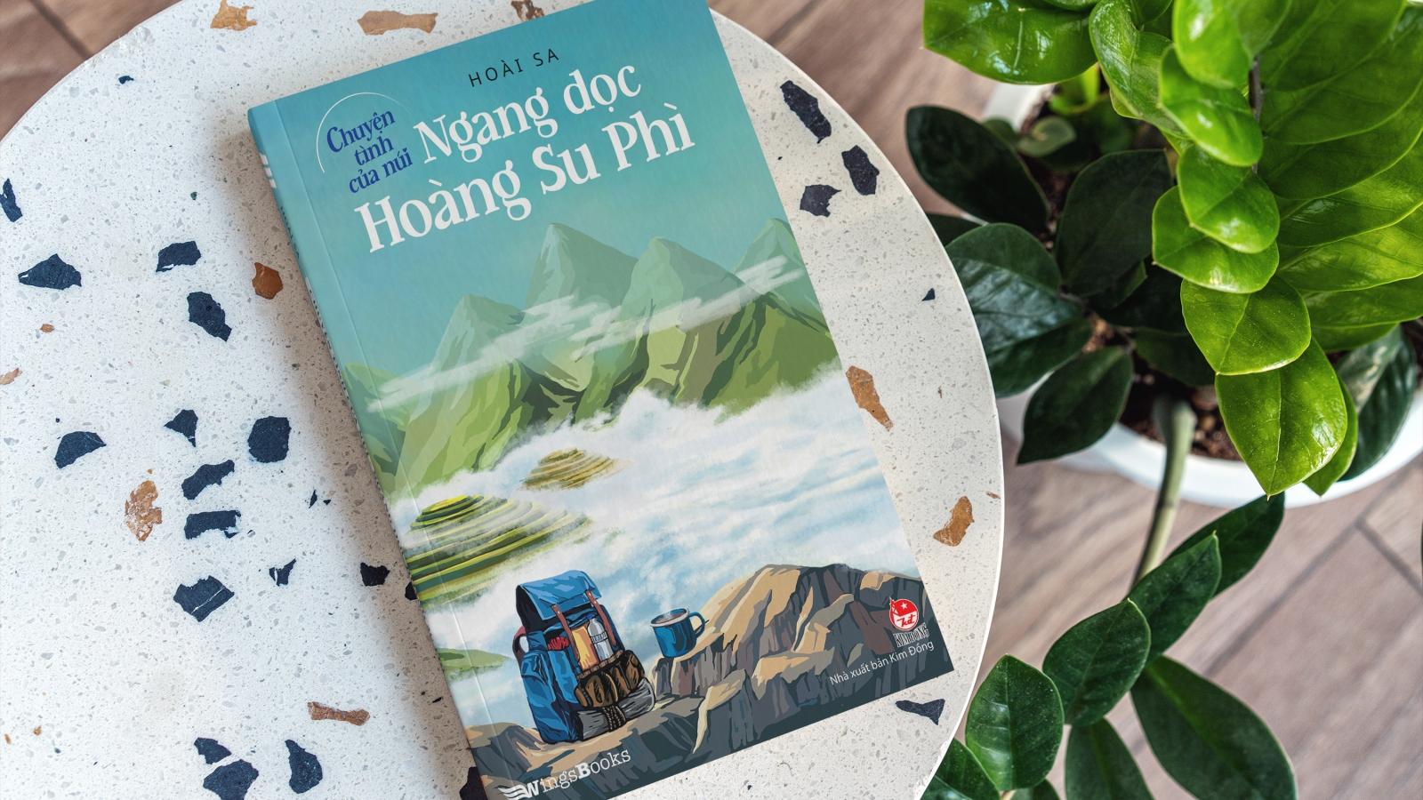"""Hà Giang qua những trang sách """"Chuyện tình của núi"""""""