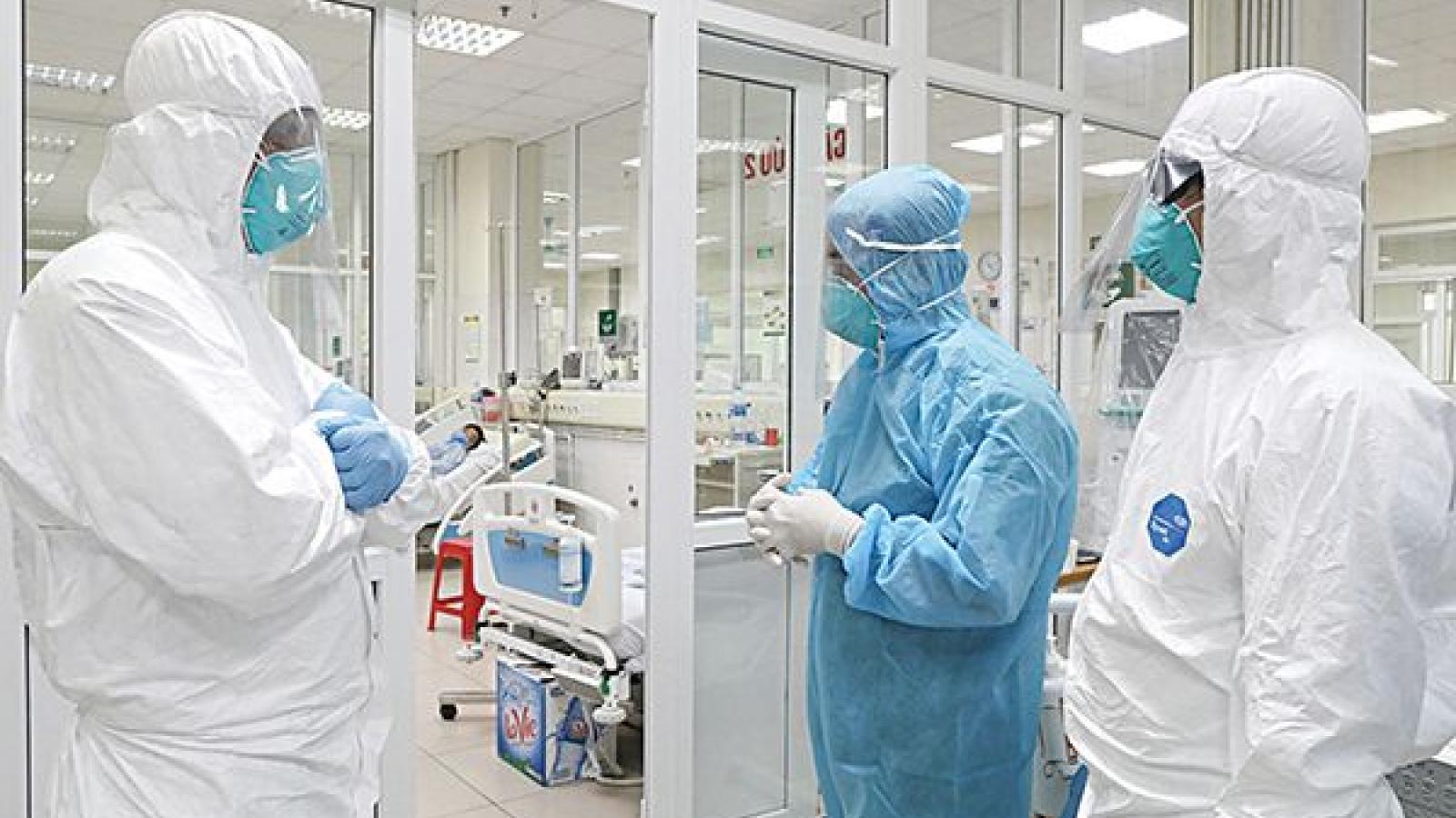Giới chuyên gia khuyến cáo Bắc Ninh điều trị tập trung bệnh nhân COVID-19