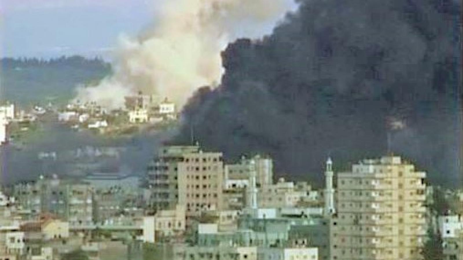 """Xung đột Israel-Palestine - """"Cuộc xung đột phức tạp nhất thế giới"""""""