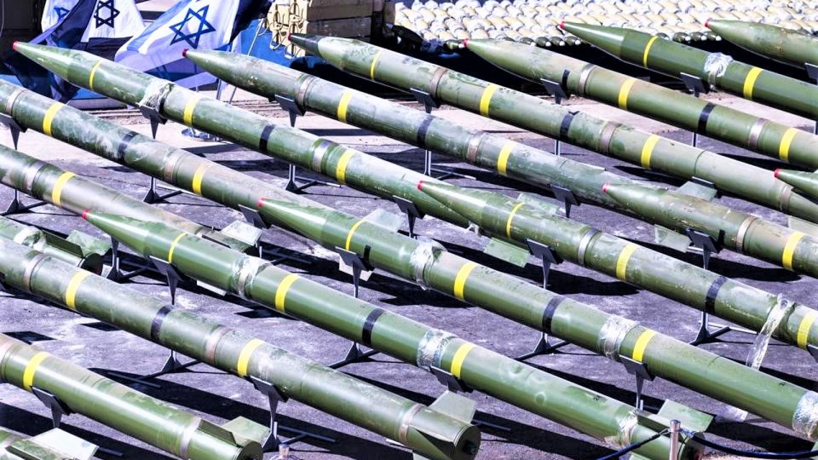 Kho vũ khí Hamas đã định hình cuộc chiến ở Gaza mới đây như thế nào?