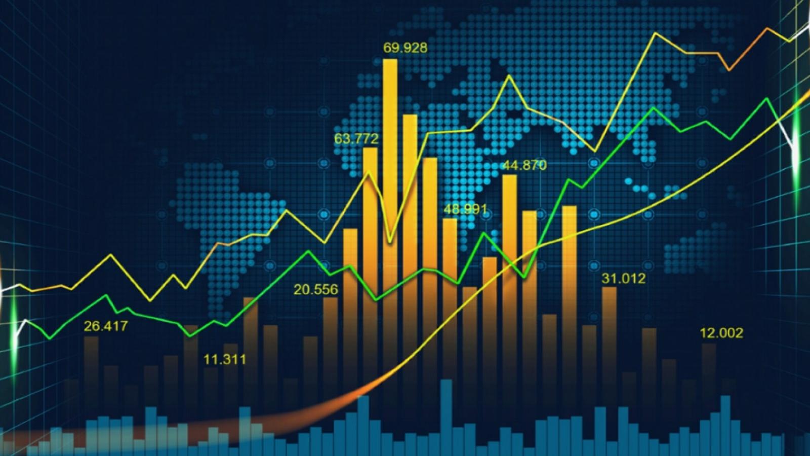 VN-Index dự báo đi ngang tích lũy để tạo nền giá mới