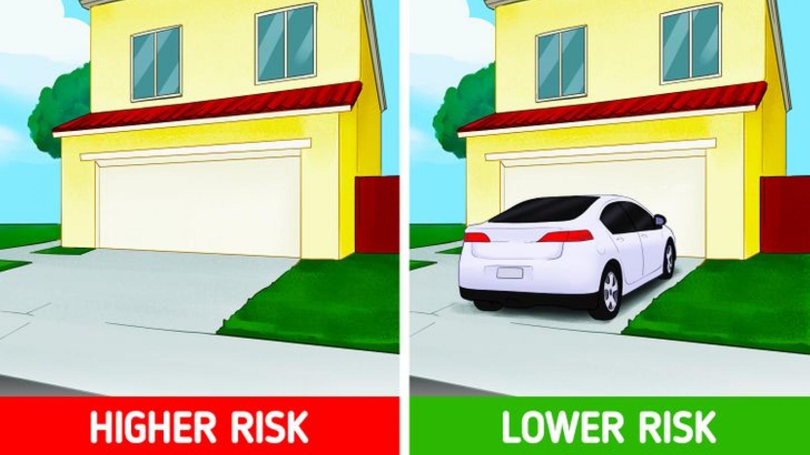 Những cách đơn giản và hiệu quả để bảo vệ ngôi nhà khỏi trộm cướp