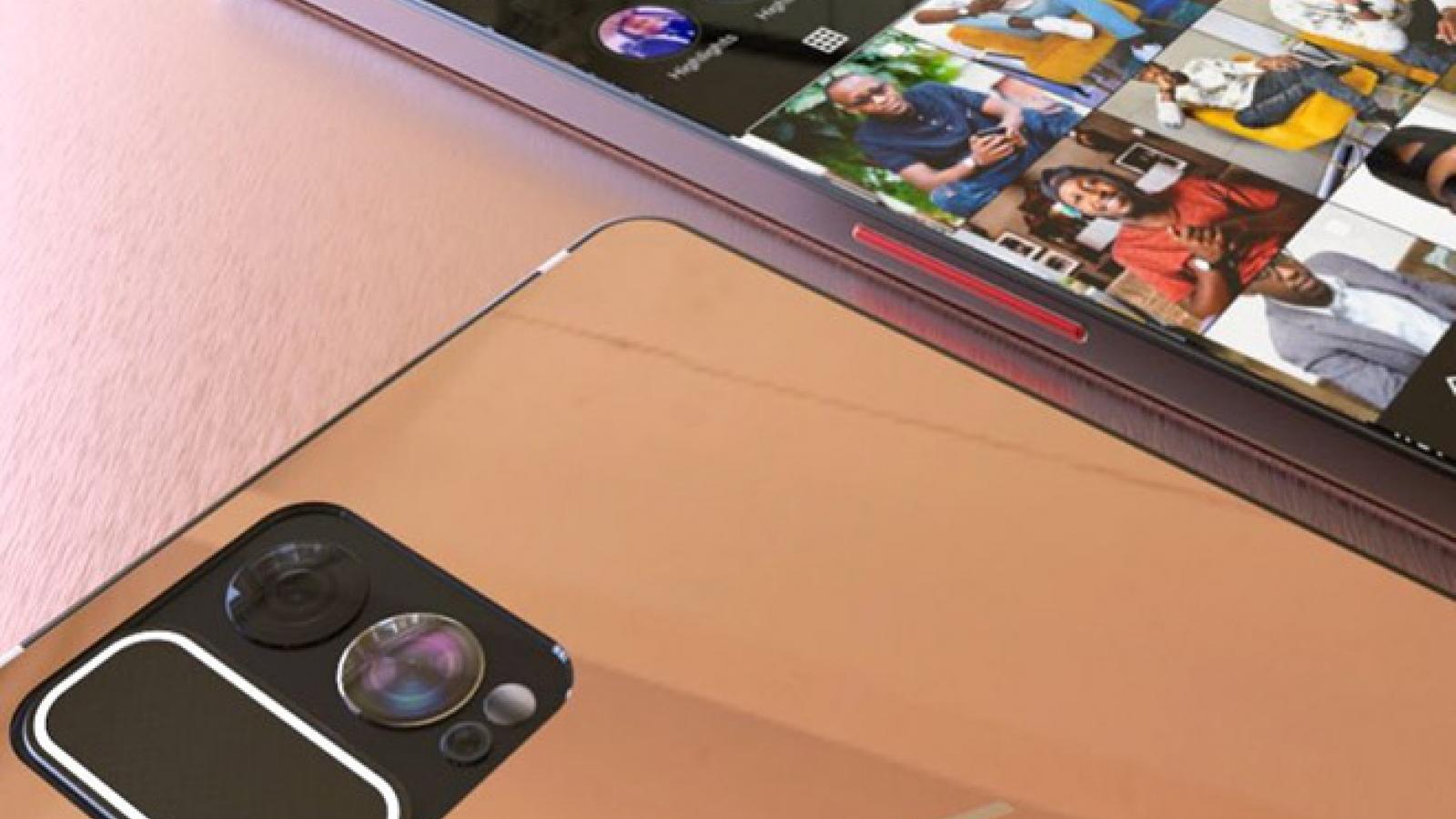 BlackBerry Z3 gây ngạc nhiên với máy chiếu gắn vào máy ảnh