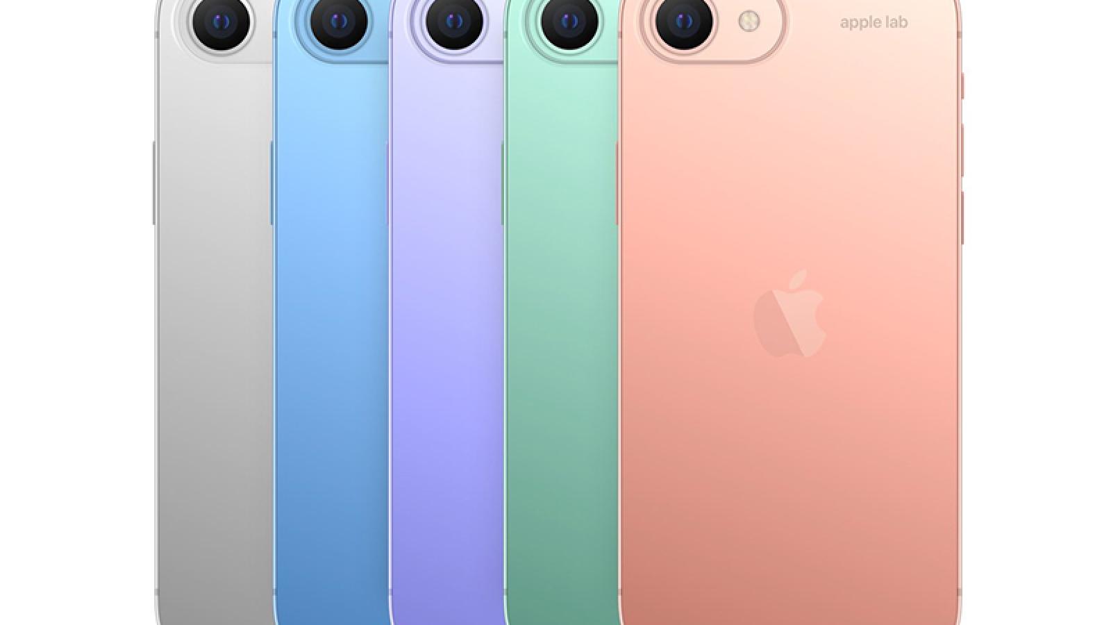 Phác họa iPhone SE 2023 khiến đối thủ Android như ngồi trên bếp lửa