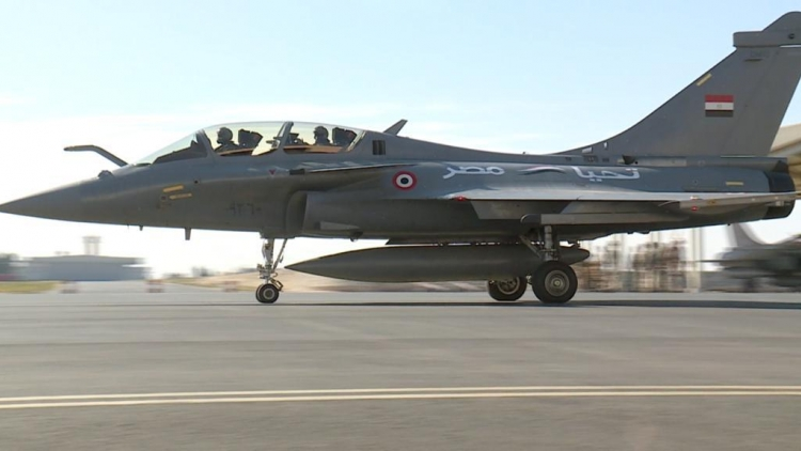 Ai Cập mua 30 máy bay chiến đấu của Pháp