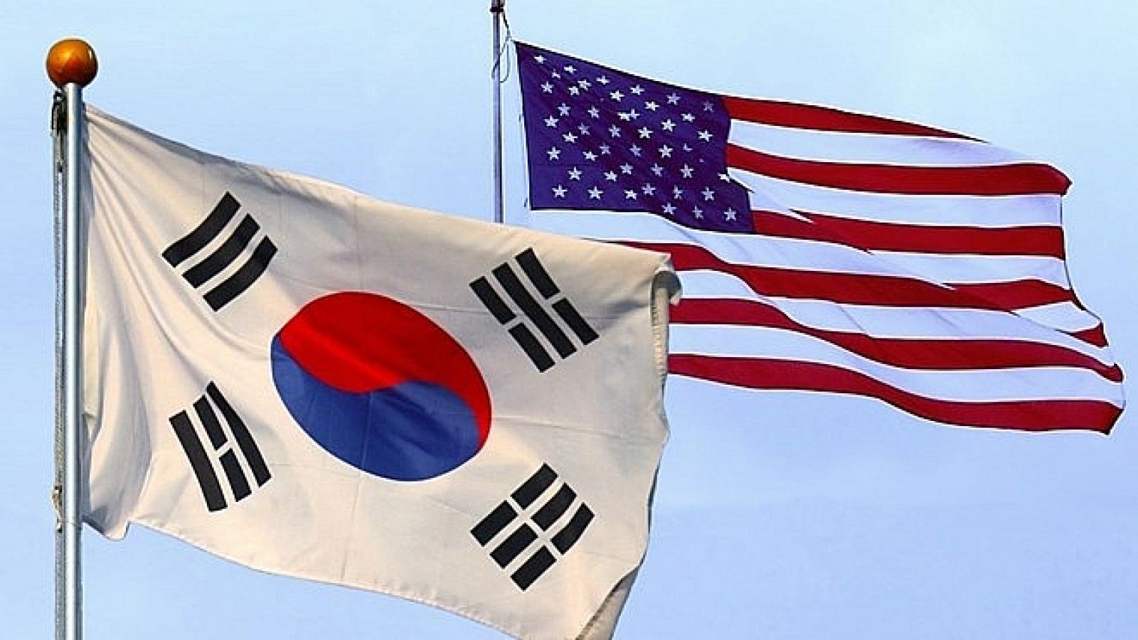 Mỹ và Hàn Quốc nhất trí tăng cường hợp tác chặt chẽ trên nhiều lĩnh vực