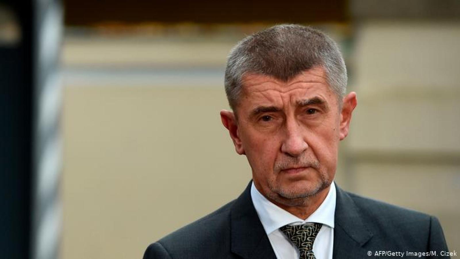 Séc yêu cầu Hội đồng châu Âu lên án Nga với cáo buộc liên quanvụ nổ kho vũ khí Vrbetice