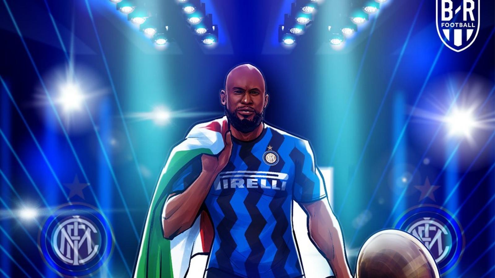 Biếm họa 24h: Lukaku trở thành ngôi sao đích thực