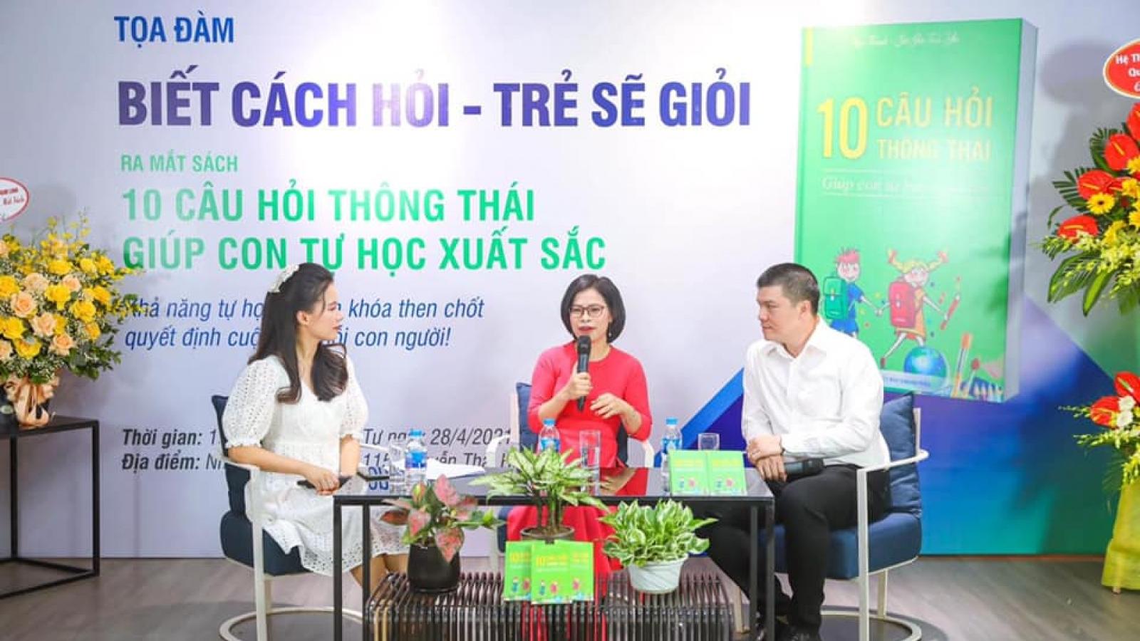 """Chuyên gia tâm lý Trần Kim Thành: """"Nếu con giỏi hơn mình thì càng tốt"""""""