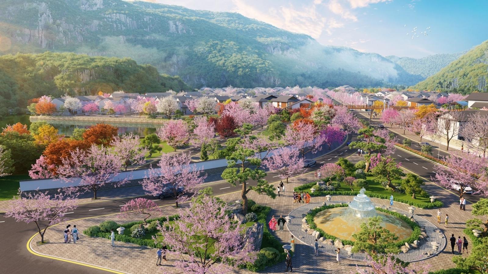 Dấu ấn Nhật Bản bên trong biệt thự khoáng nóng Yoko Villas