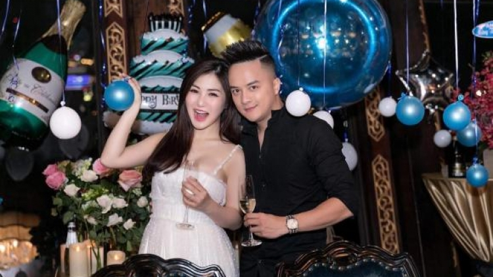 Chuyện showbiz: Hương Tràm được Cao Thái Sơn chăm sóc tận tình giữa tin đồn mang thai