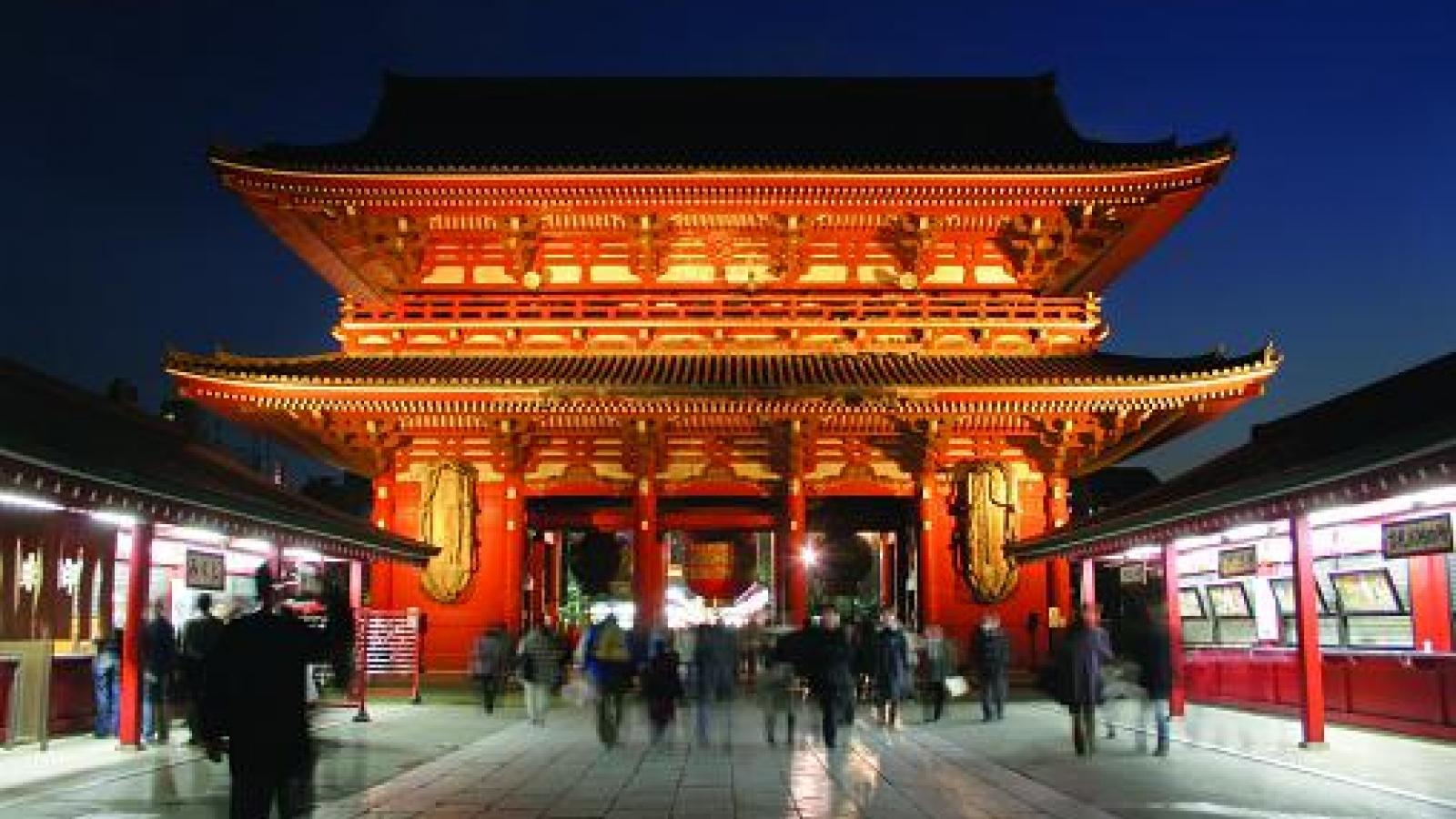 Ra mắt tour đi bộ ảo để du lịch Nhật Bản trong mùa dịch