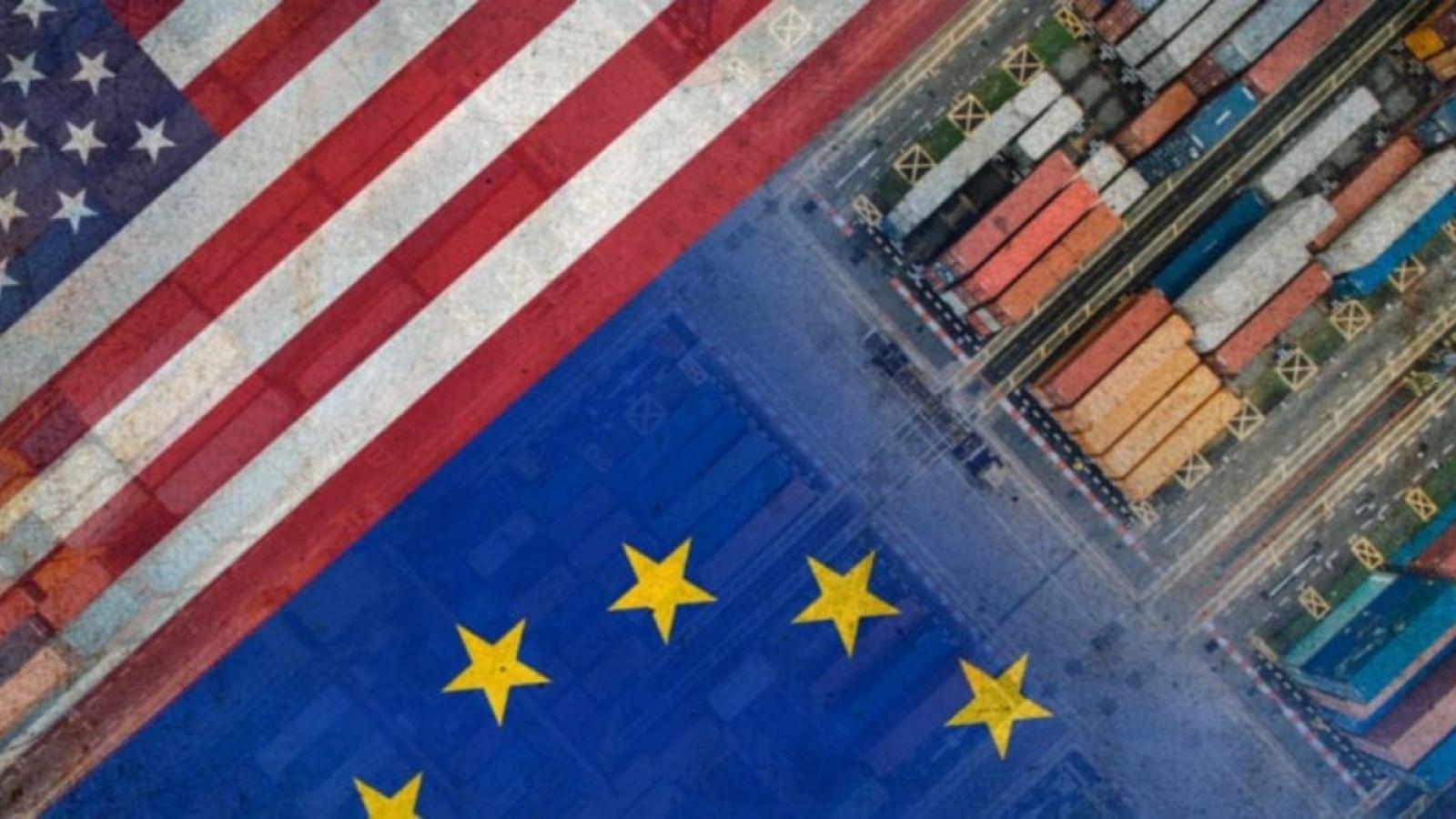 Mỹ- EU đàm phán nhằm hóa giải tranh chấp thương mại về thuế nhôm và thép