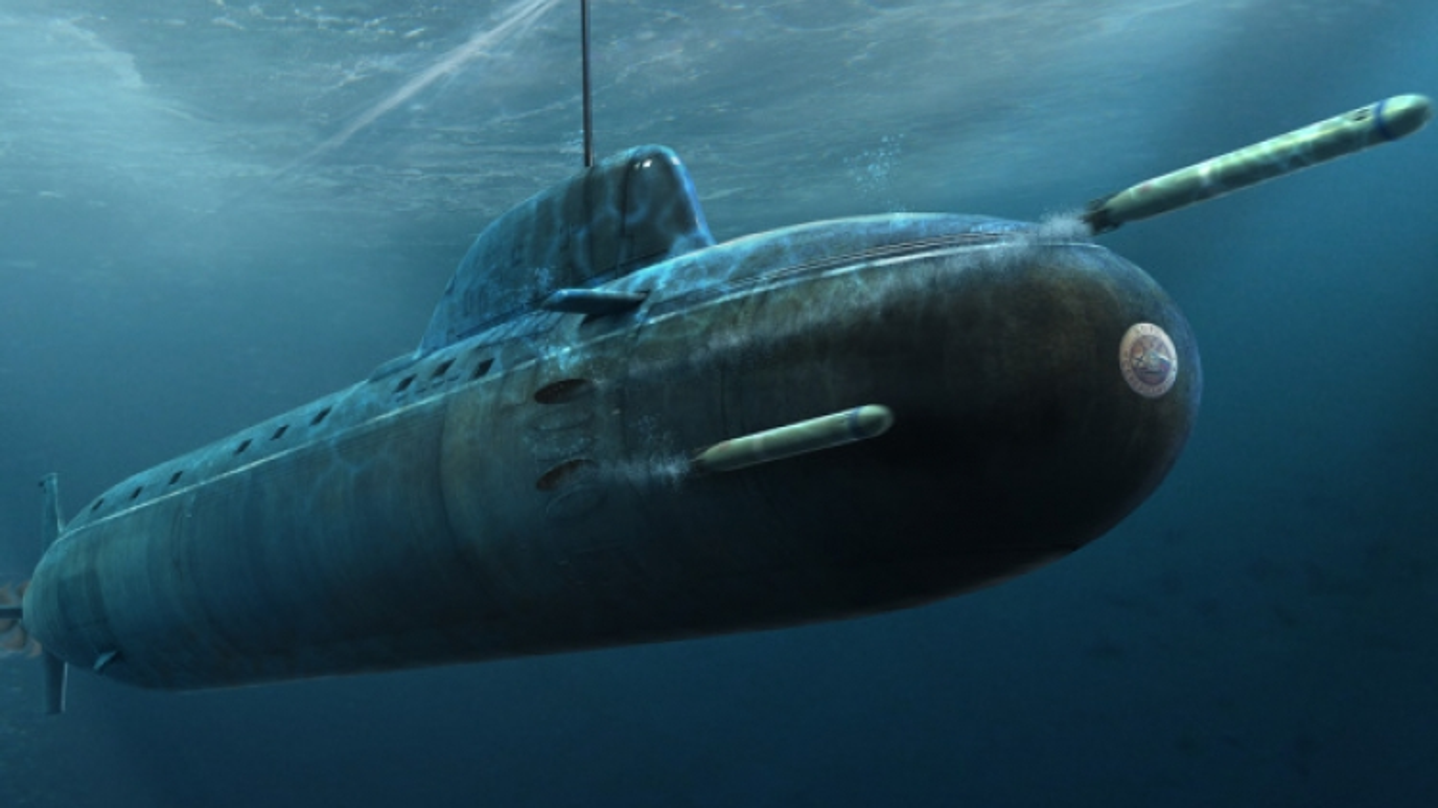 """Tàu ngầm lớp Yasen - """"xương sống"""" của hải quân Nga"""