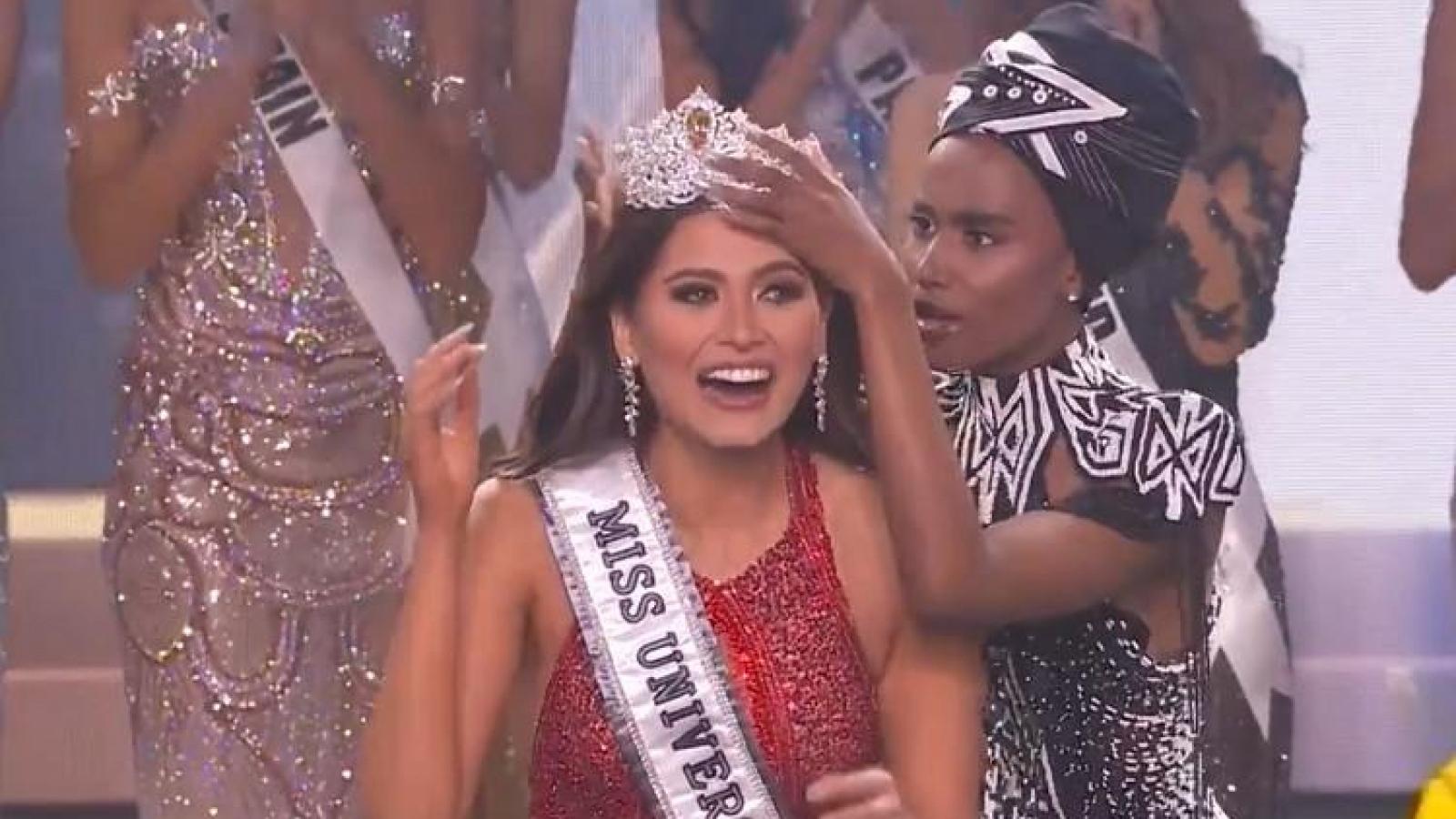 Người đẹp Mexico đăng quang Hoa hậu hoàn vũ 2020