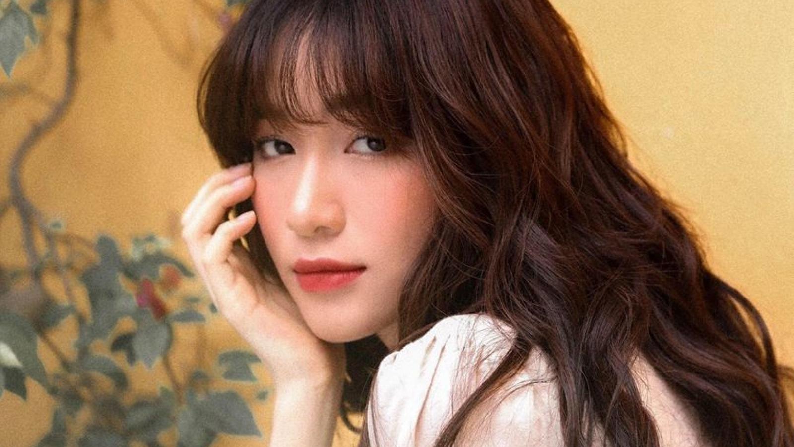 Chuyện showbiz: Hòa Minzy chia sẻ lý do sinh con nhưng chưa tổ chức cưới