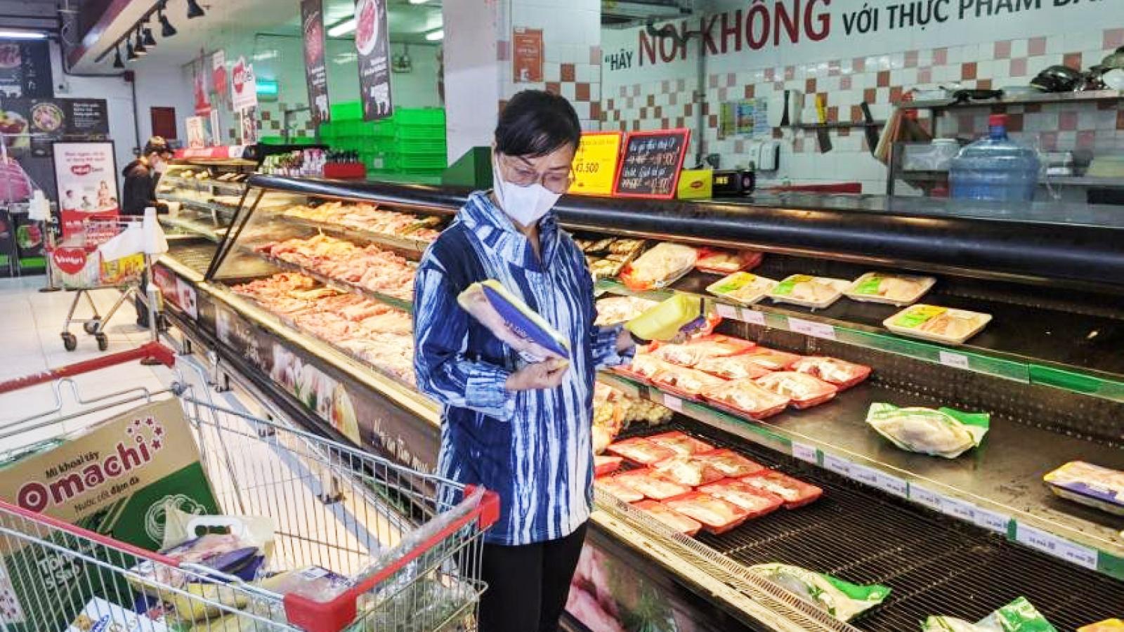 Sức mua thịt heo sạch MEATDeli và Gà Tươi 3F tăng đột biến