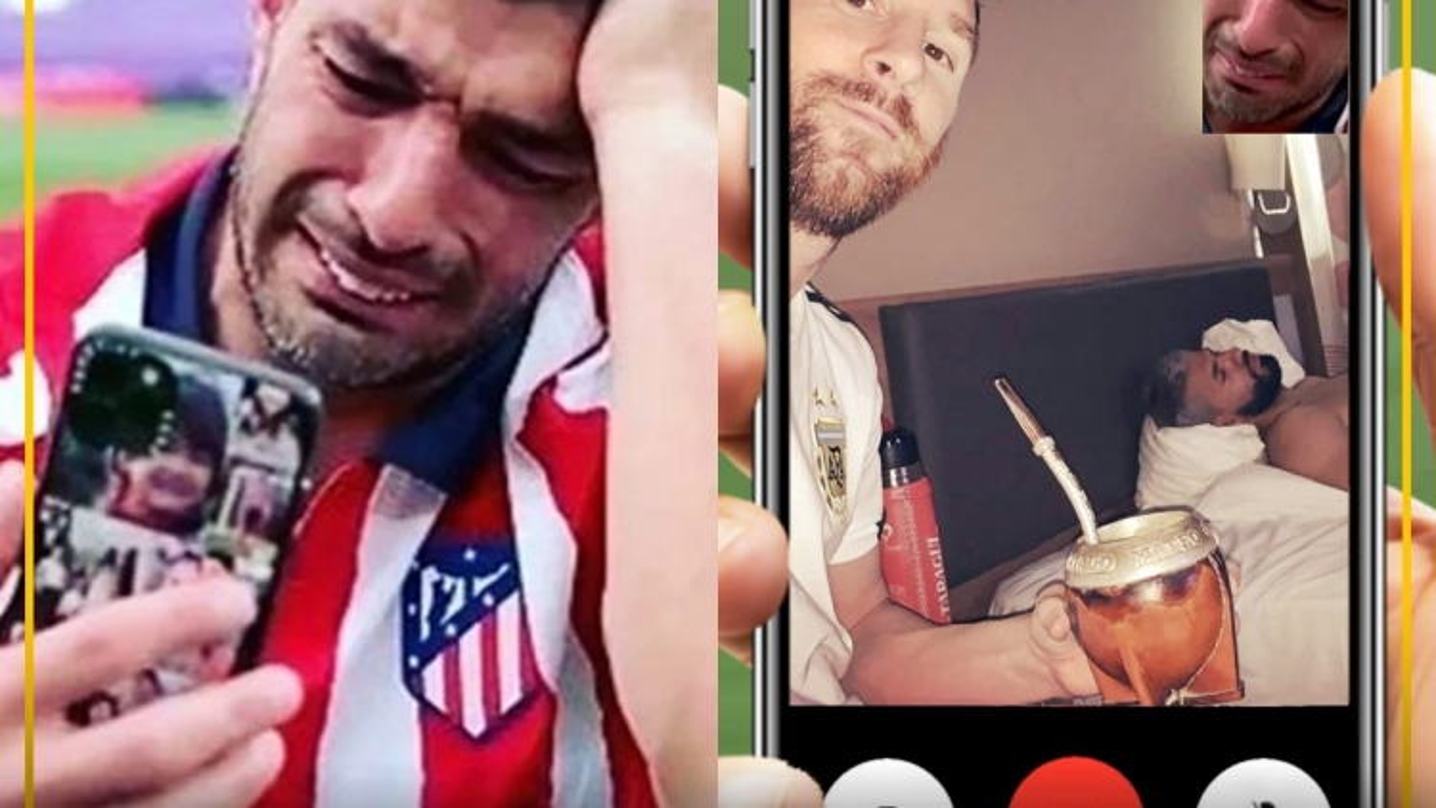 """Biếm họa 24h: Suarez khóc vì Messi có """"tình yêu"""" mới"""