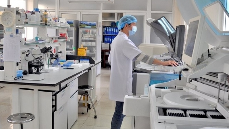 Vietnamese COVID-19 testing capacity sees remarkable improvement
