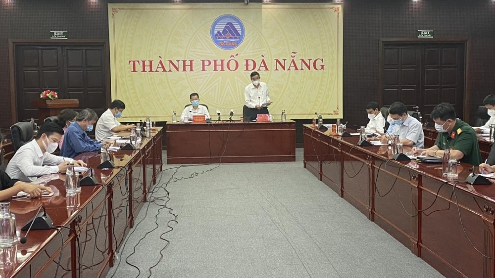 Đà Nẵng cho phép một số dịch vụ vận tải như taxi, grab, shipper hoạt động trở lại