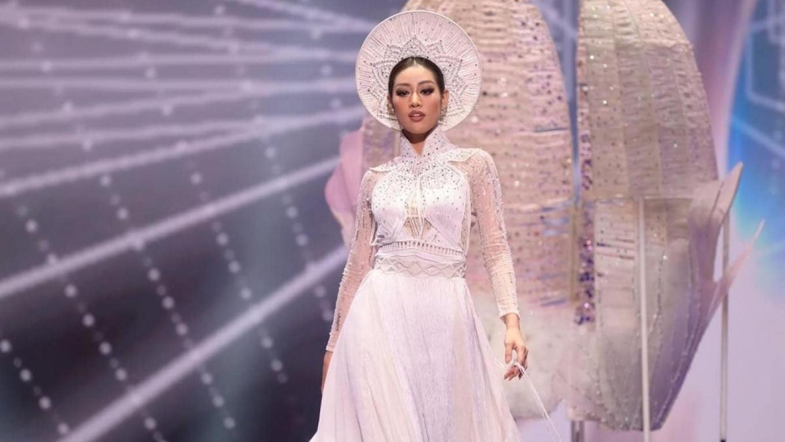 Hoa hậu Khánh Vân và hành trình lọt top 21 tại Miss Universe 2020