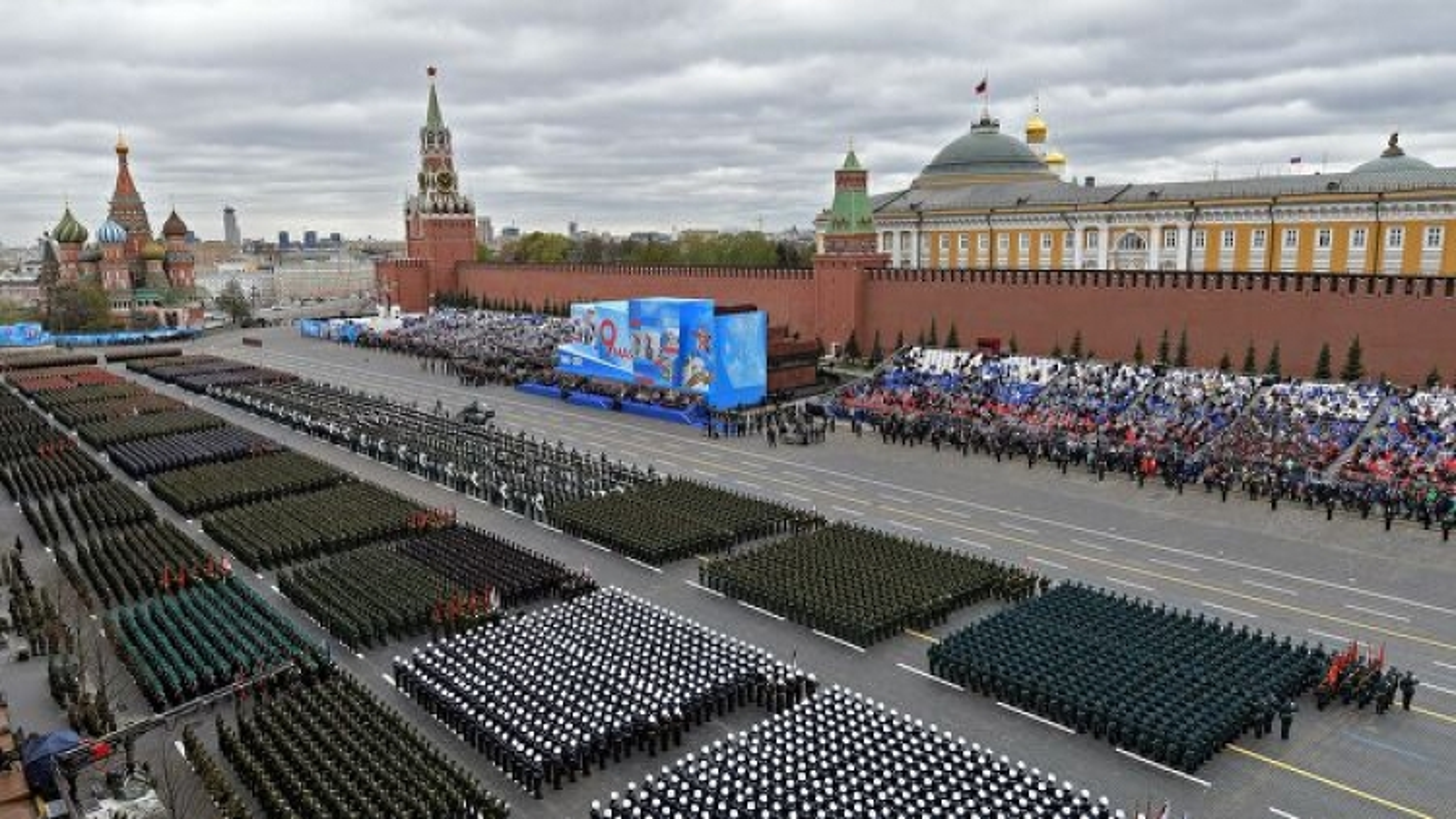 Nga tổ chức duyệt binh lớn kỷ niệm 76 năm Ngày Chiến thắng 9/5