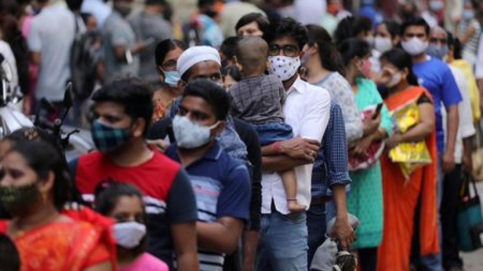 Thủ đô New Delhi (Ấn Độ) kéo dài phong tỏa thêm 1 tuần
