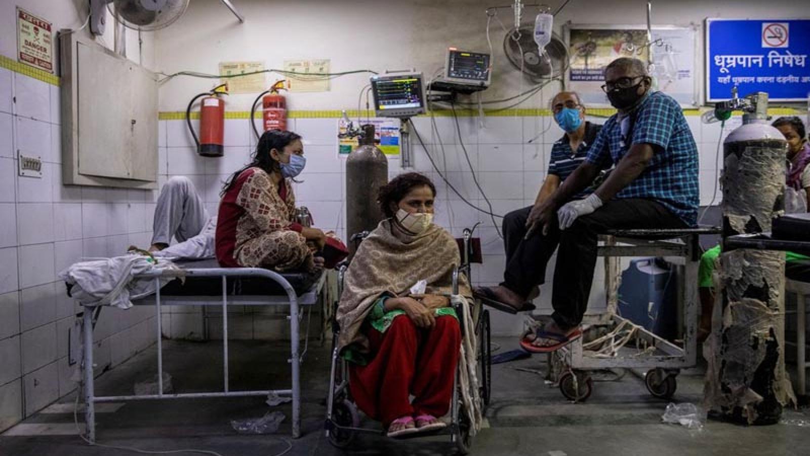 Ấn Độ gia hạn phong tỏa thủ đô New Delhi thêm 1 tuần để hạn chế Covid-19 lây lan