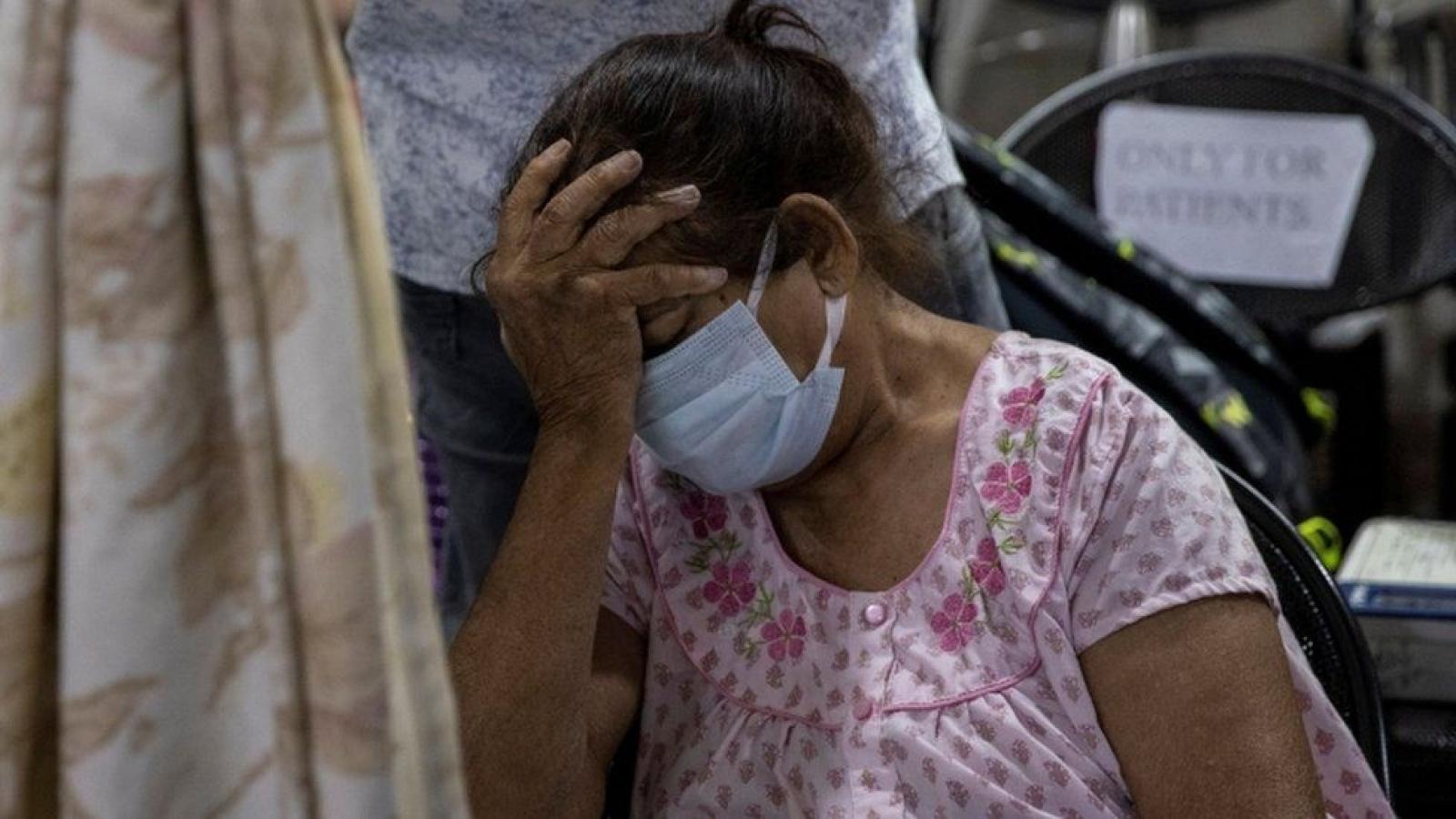 Chưa hết nấm đen, lại thêm nấm phổi aspergillosis, dịch chồng dịch ở Ấn Độ