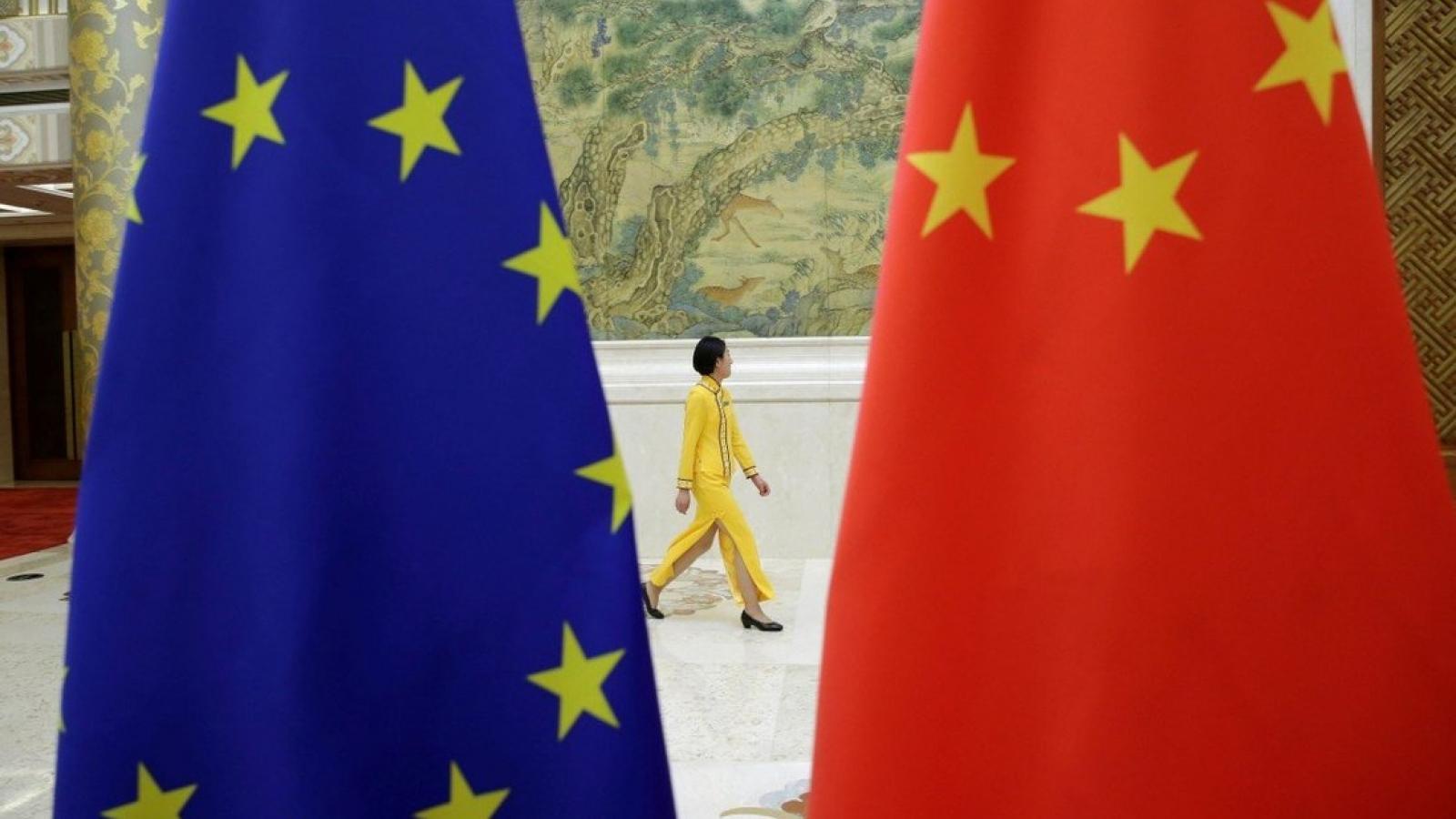 """Lo """"mất"""" châu Âu, Trung Quốc tìm mọi cách hàn gắn quan hệ"""
