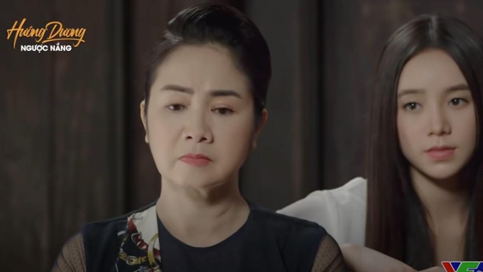 """""""Hướng dương ngược nắng"""" tập 66: Bà Diễm Loan bất ngờ đến xin lỗi bà Bạch Cúc"""